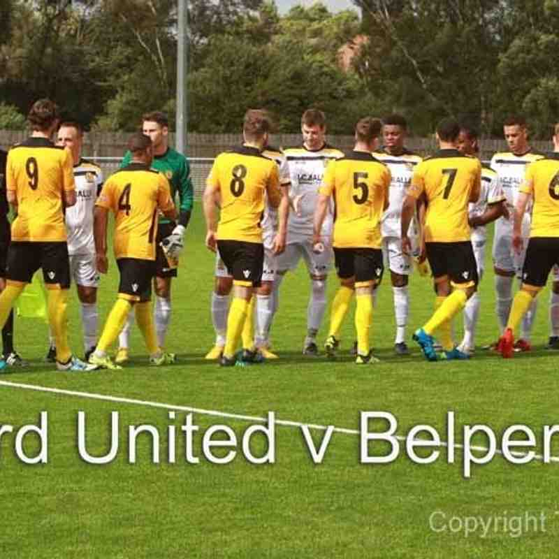 20.08.2016 Basford United FAC