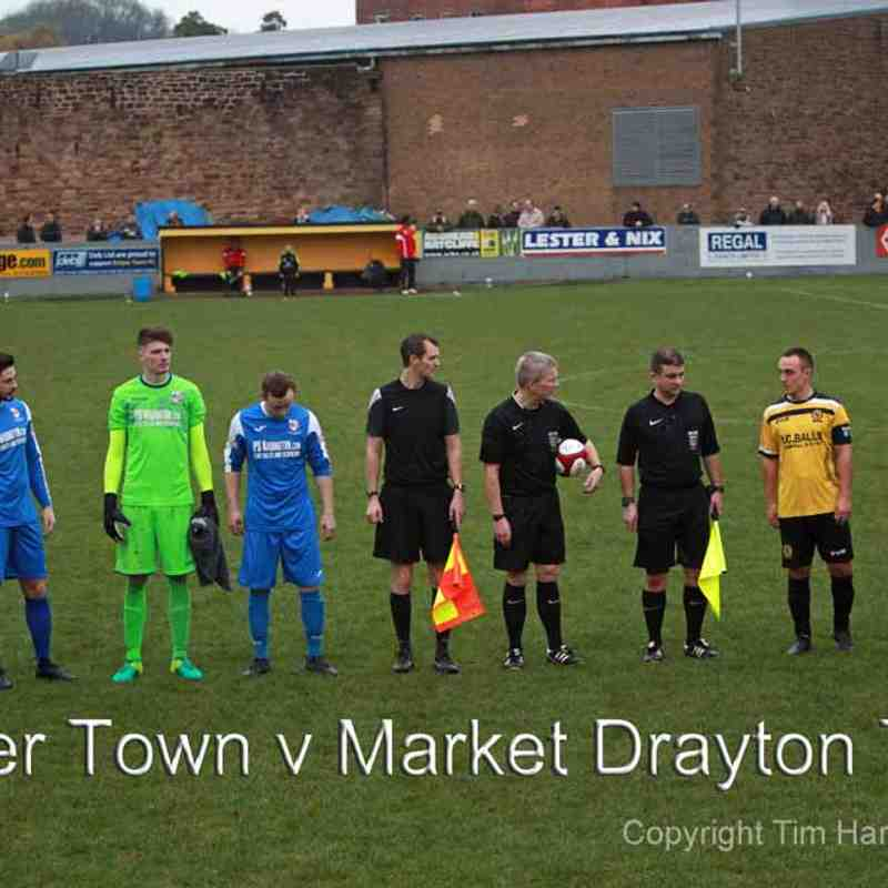 12.11.2016 Market Drayton Town
