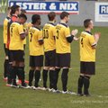Nailers Unbeaten Run Frustratingly Ended