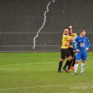 Nailers Earn Difficult Away Point Against Newcastle Town