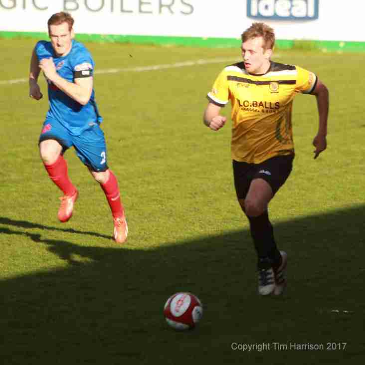 Johnathan Williams Thanks Fans After Move To Gainsborough