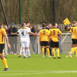 Nailers Humiliated By High Flying Basford