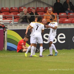Nailers Confirm Top Half Finish Against Sheffield FC