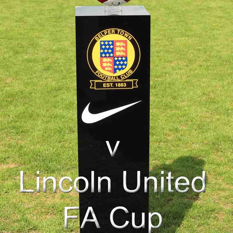 25.08.2018 Lincoln United FA Cup Preliminary Round