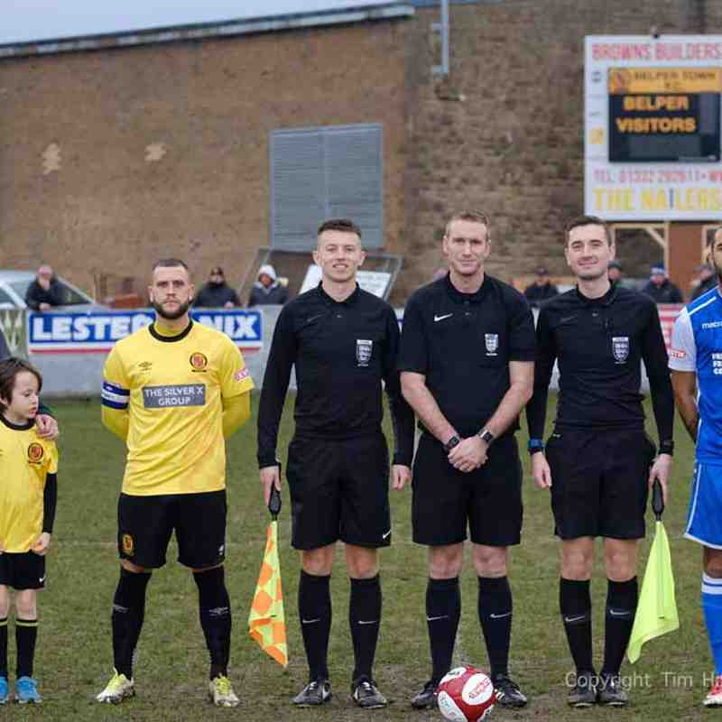 18.01.2019 Frickley Athletic