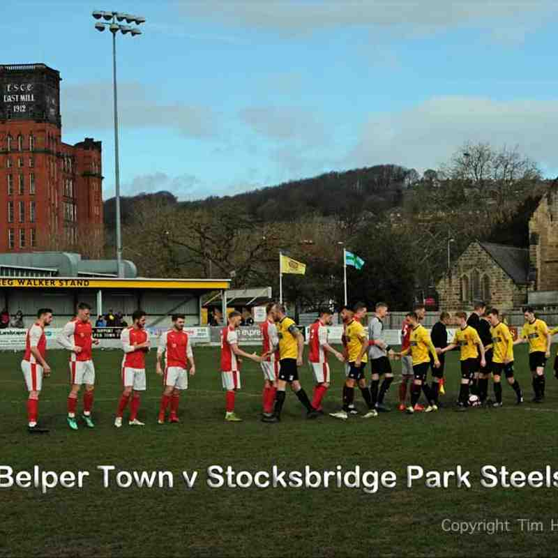 09.03.2019 Stocksbridge Park Steels