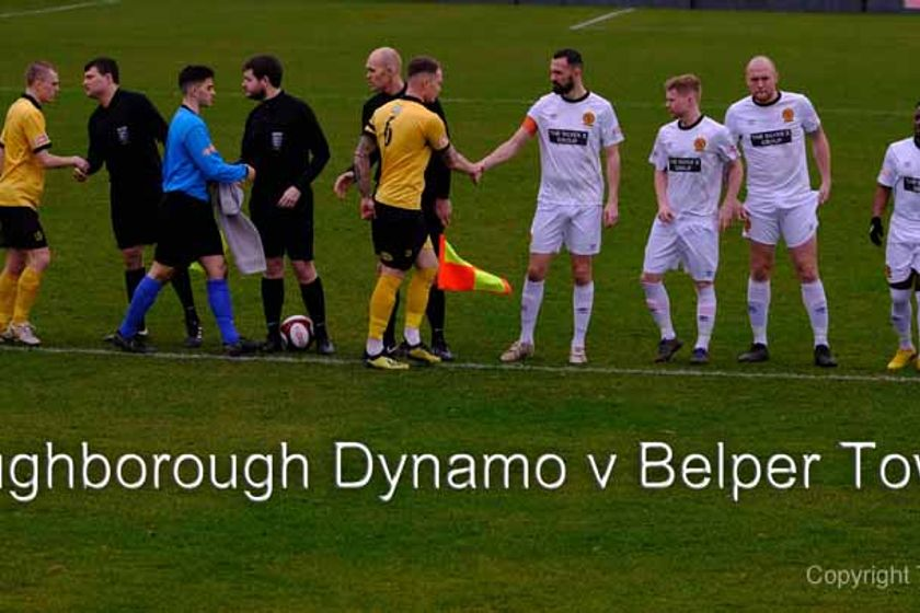 16.03.2019 Loughborough Dynamo