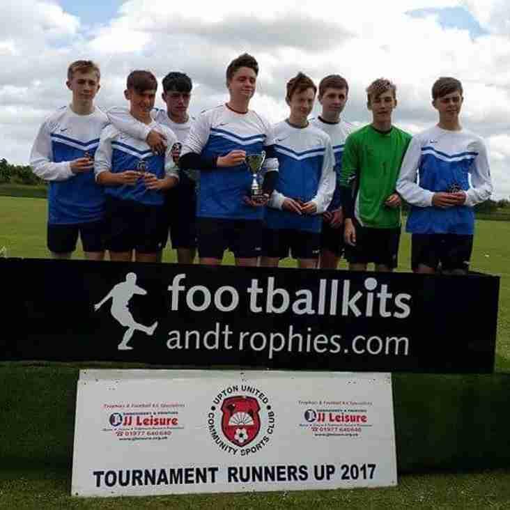 Good start for U16 new boys