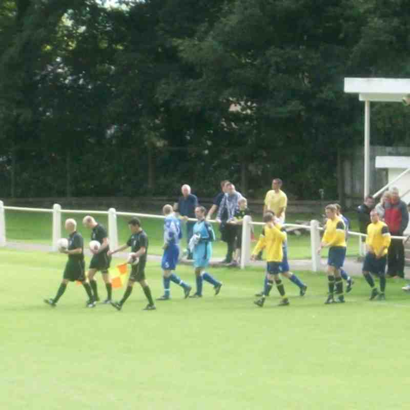 Tadcaster Albion v Nostell Miners Welfare 27/08/11