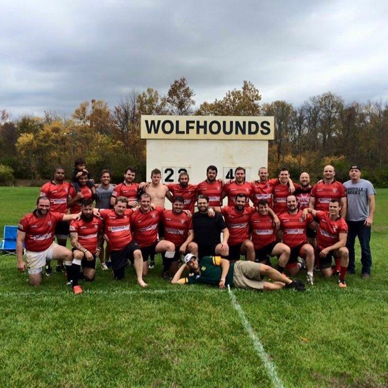 LRFC @ Cincinnati Wolfhounds
