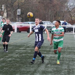 WEST ALLOTMENT CELTIC 4-1 BIRTLEY TOWN