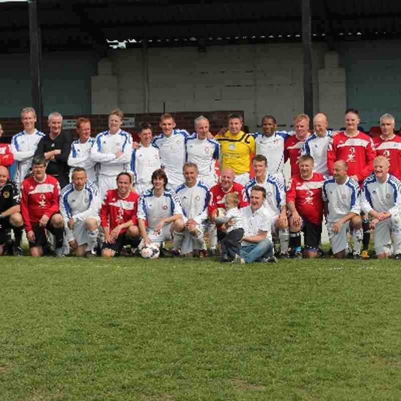 Ray Brown Charity game