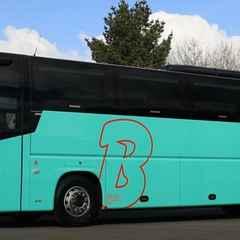 Coach travel for Saturdays final