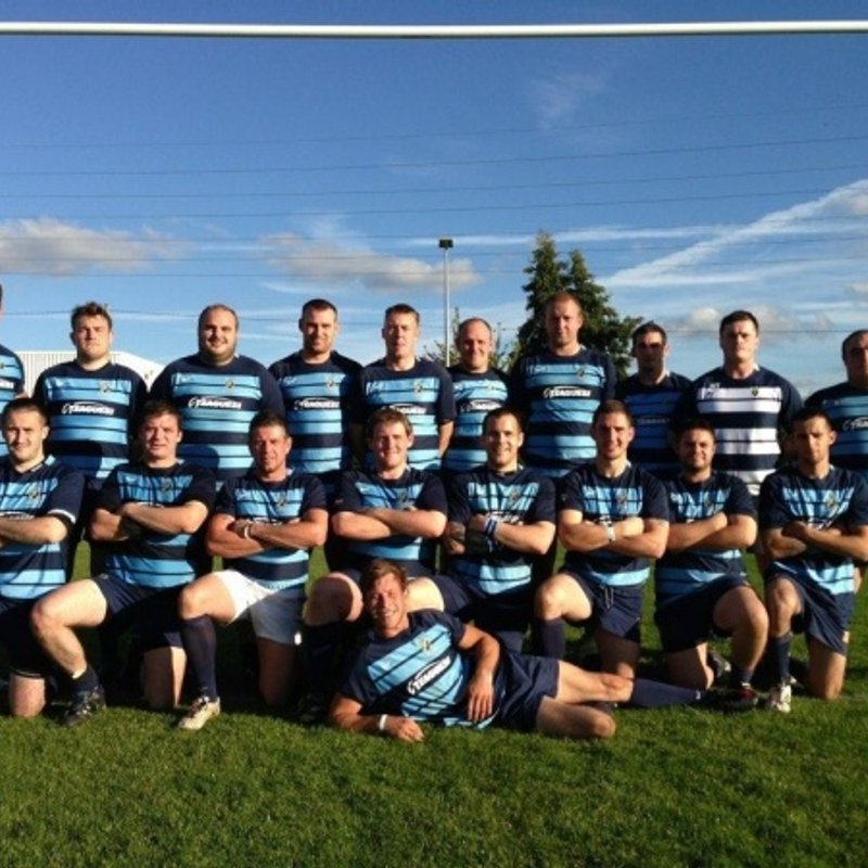 ALL BLUES 1st XV lose to Tetbury 10 - 41
