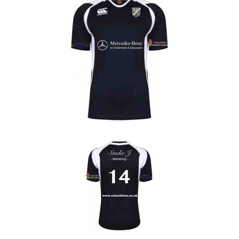 CCC Club Match Day Playing Shirt 2014-15