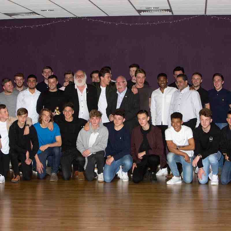 Nelson FC Awards 2015/16