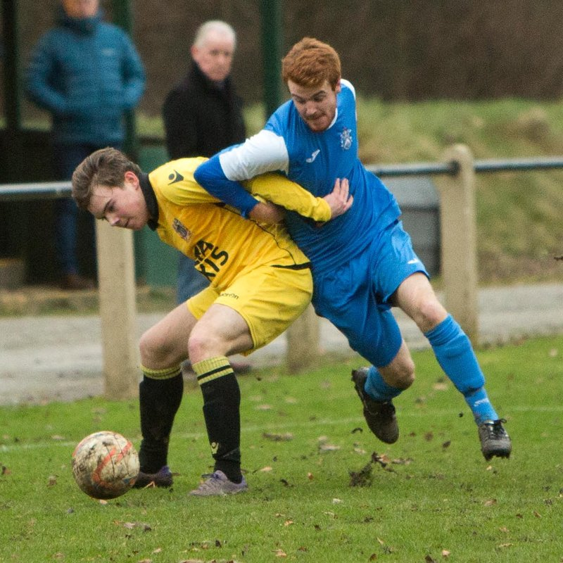 Blues face New Mills in 'must win' game this weekend!