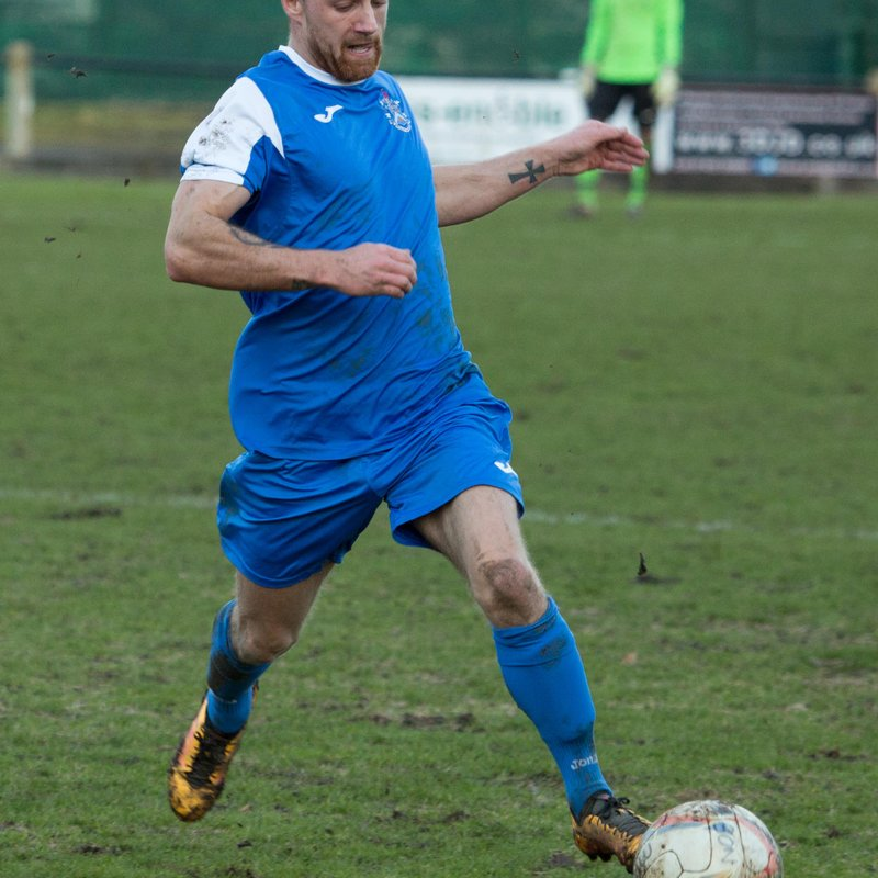 Admirals earn point away at Irlam