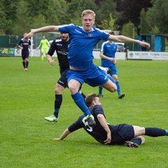 Nelson 0 v 4 Carlisle City 14/8/2017