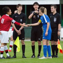 Nelson Ladies v FC United Women 16/8/2017