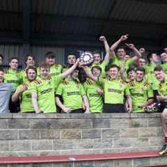 CUP SUCCESS FOR COLTS