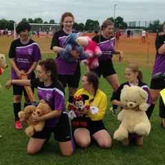Saints Girls Reach Semi Final