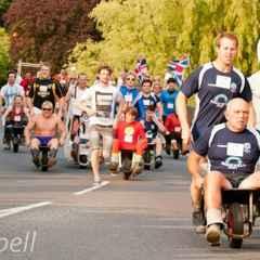 Welly & Wheelbarrow Race Friday 1st July - MARSHALLS NEEDED!