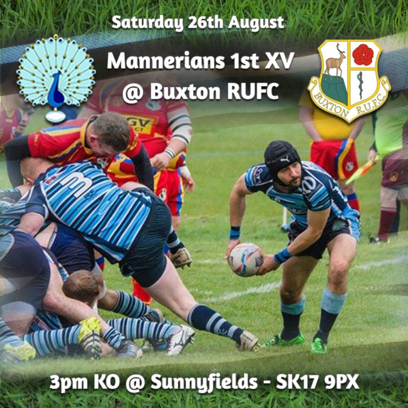 First fixture of the 2017/18 Season is this Saturday 26th August!