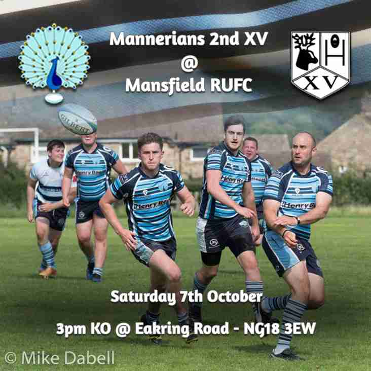 Senior Rugby Saturday 7th October