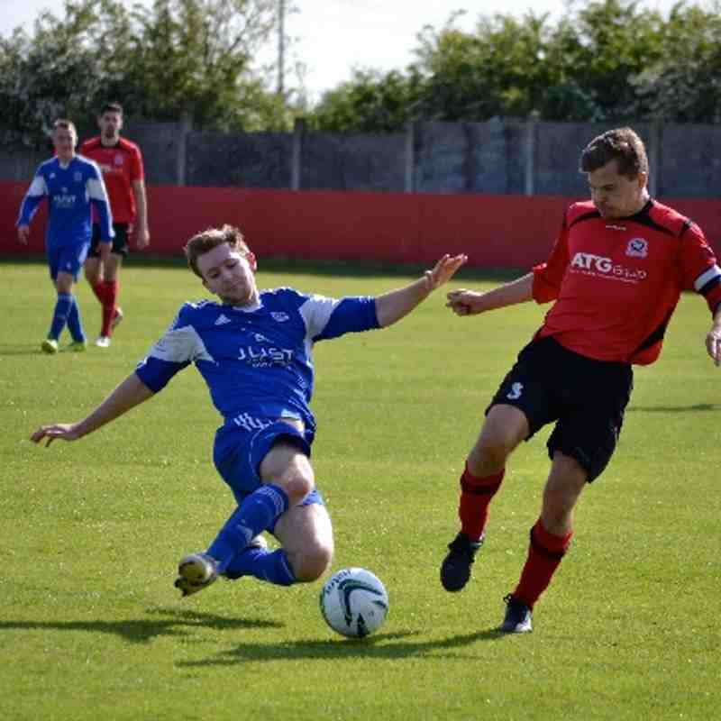 Real United FC vs Pinxton FC