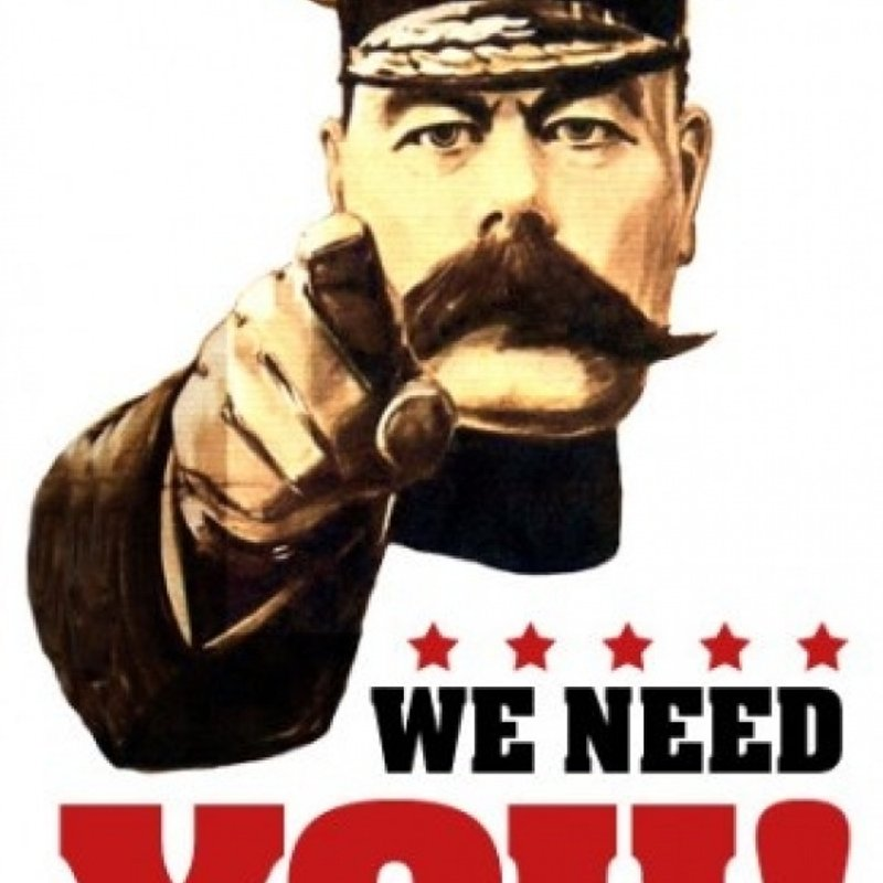 We Need You!!!