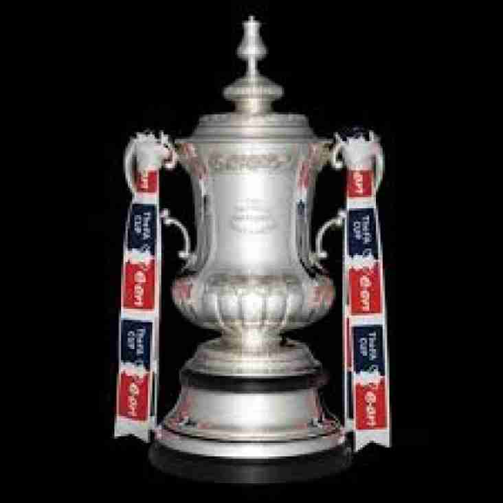 Cup Draw Announcements