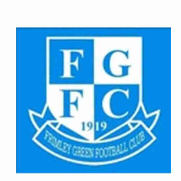 Staines Lammas FC vs Frimley Green FC Preview
