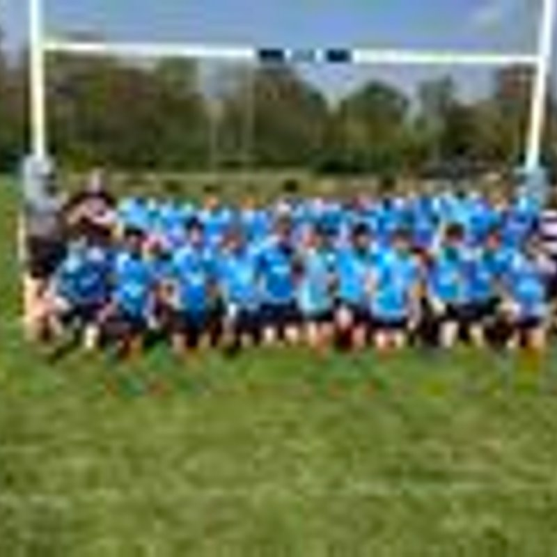 Aire boys help Yorkshire Central District win county tournament
