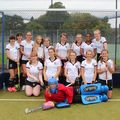Surbiton GU16 Magpies vs. Horsham Horsham U16 Girls
