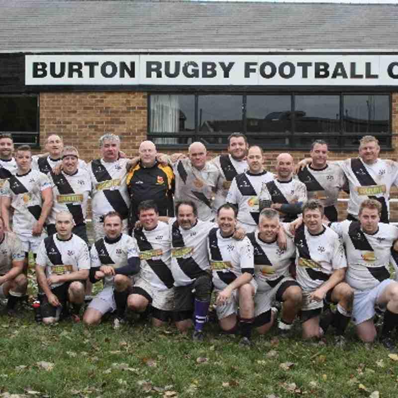 B's v Denston Staff 16th Nov 2013