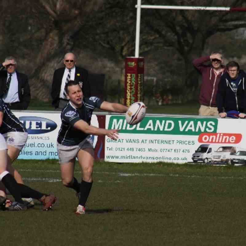 1st XV v Silhillians 29th March 2014