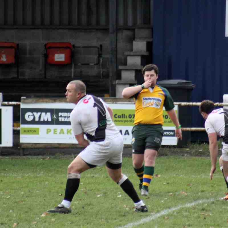 A's v Leicester Lions 17th Oct 15