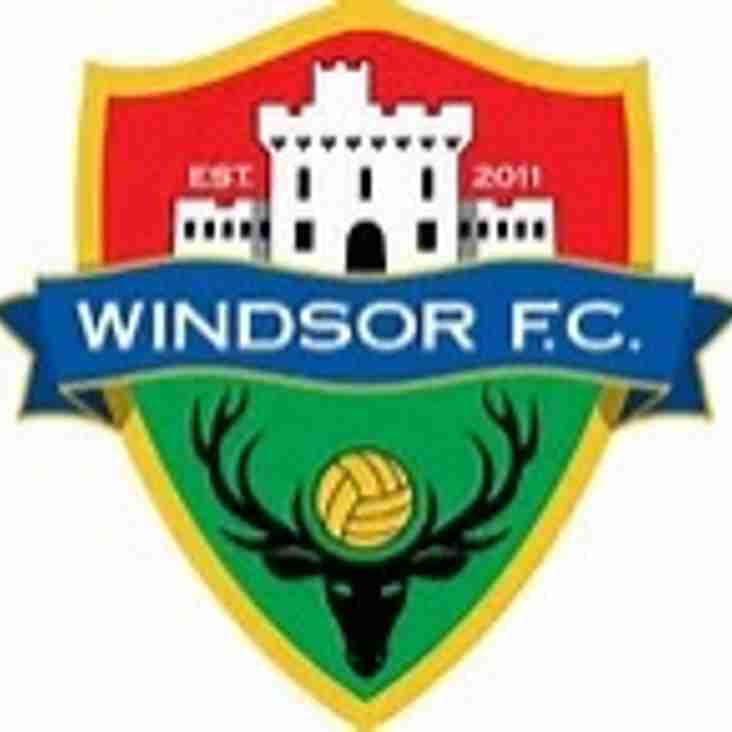 Windsor Lose Two