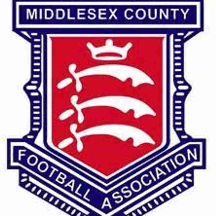 Job Vacancy at Middlesex FA