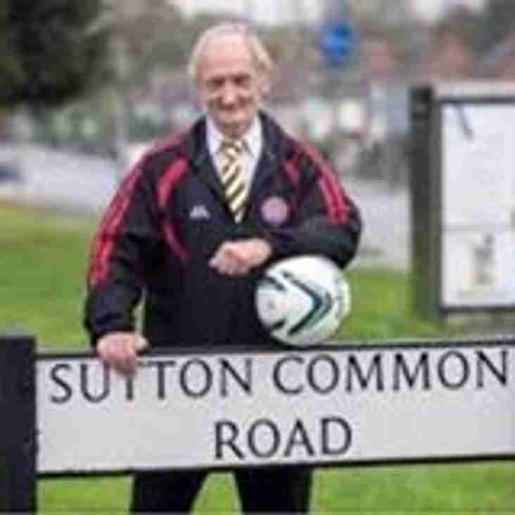Sutton Common Rovers Seek New Ground