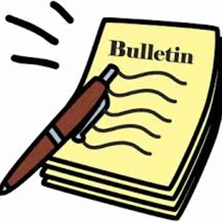 CCL Weekly Bulletin No. 18
