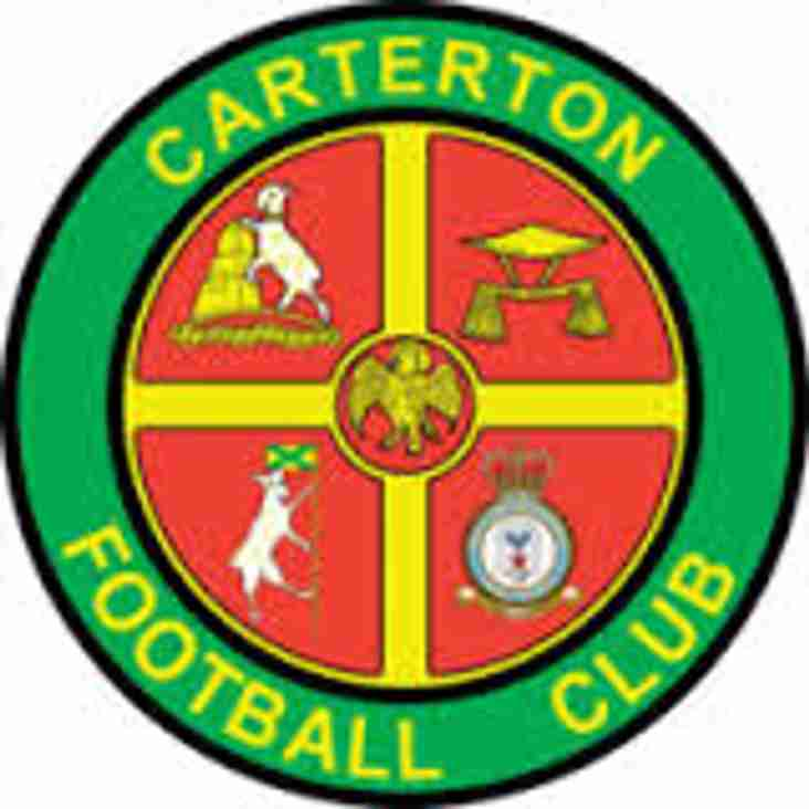 Carterton FC Seeking Friendly