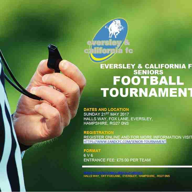 Eversley Summer Tournament