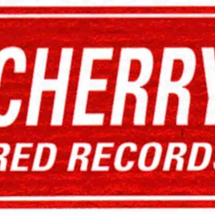 Cherry Red to continue sponssorship