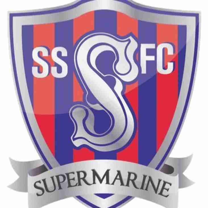 Message from Swindon Supermarine FC