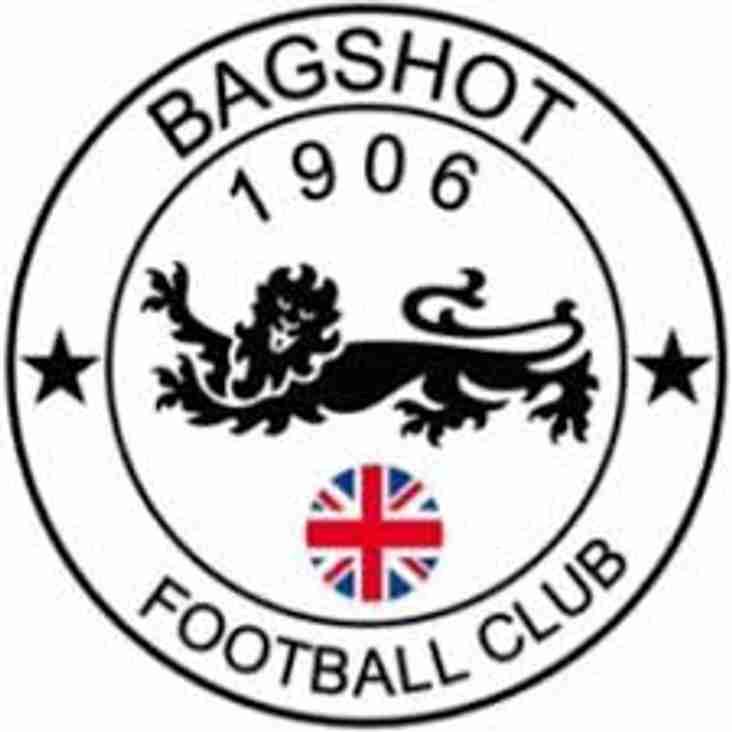 Bagshot FC Seek New Manager
