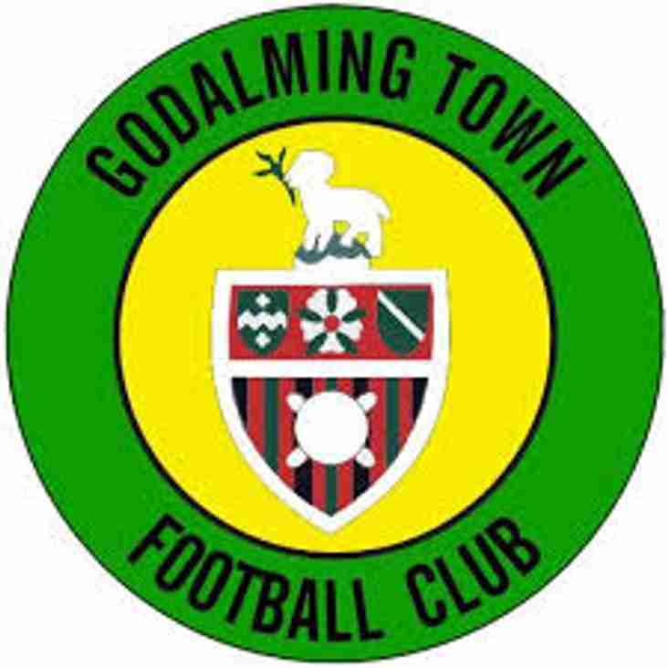 Godalming Appoint New Management Team