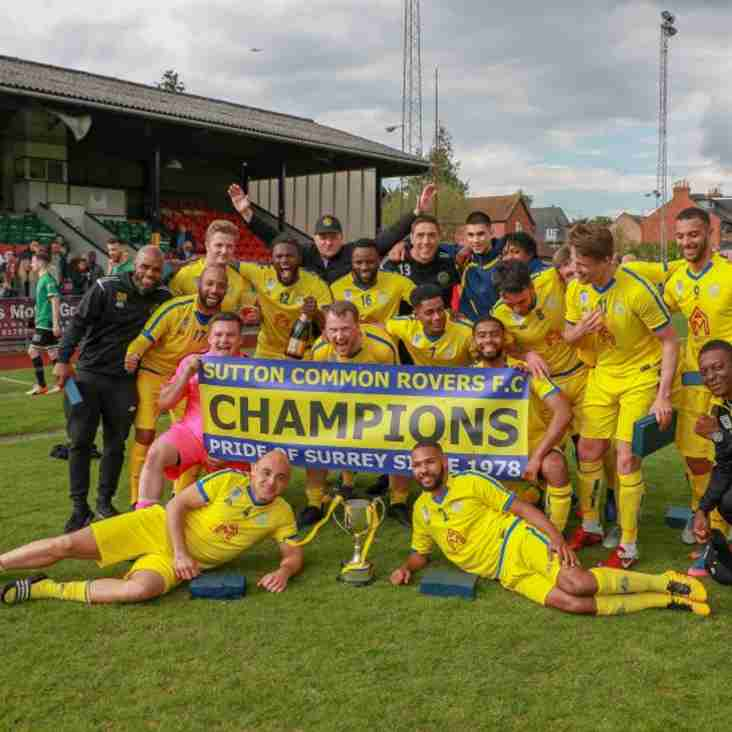 Cherry Red Records Premier Challenge Cup Final