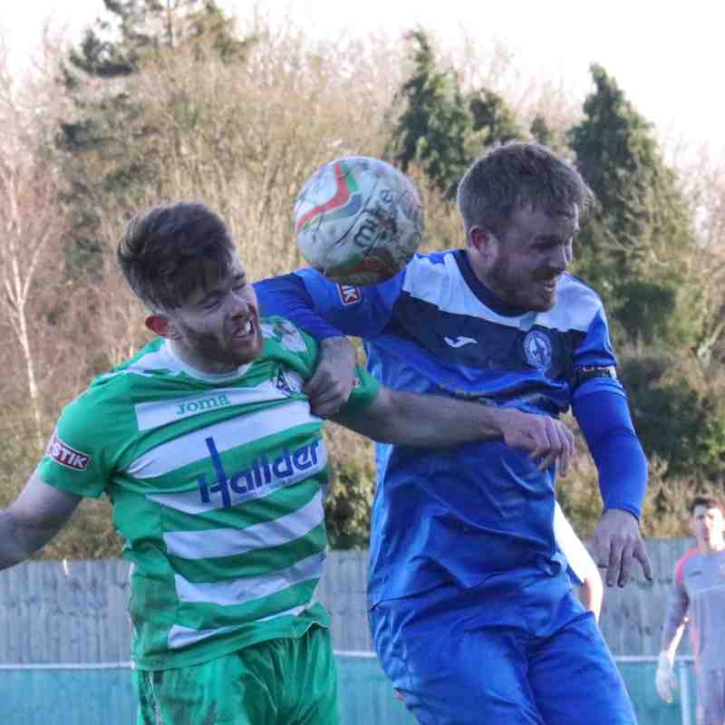 Wantage v Larkhall Jan 17